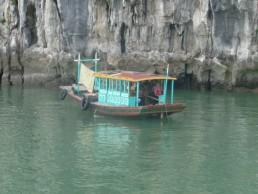 Fishing In Ha Long Bay