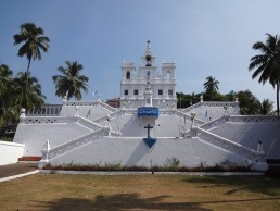 goa has has of churches