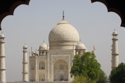 taj mahal on a budget