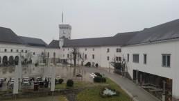 inside ljubljana castle