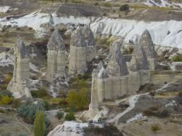 Cappadocia chimney