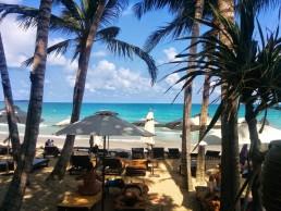 beach on koh samui thailand