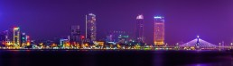 da nang vietnam night view