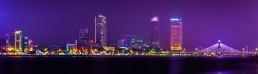 da nang vietnam night view