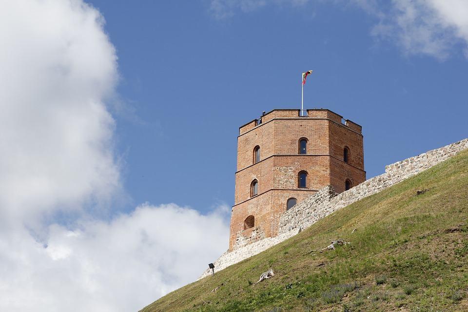 vilnius history tower