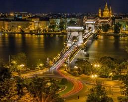 budapest history chain bridge