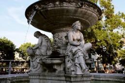 fountain budapest history