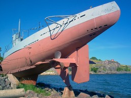 submarine history of helsinki