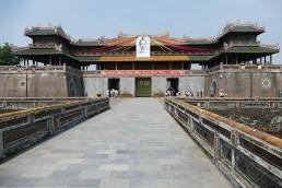 hue vietnam forbidden city