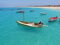 Cape Verde Sal fishermaan