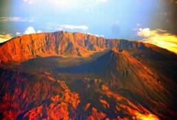 Cape Verde volcano
