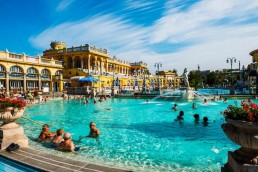 Thermal Baths things to do in budapest