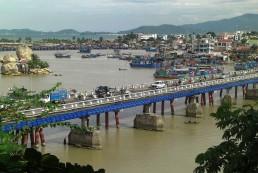 Nha Trang Vietnam guide river view
