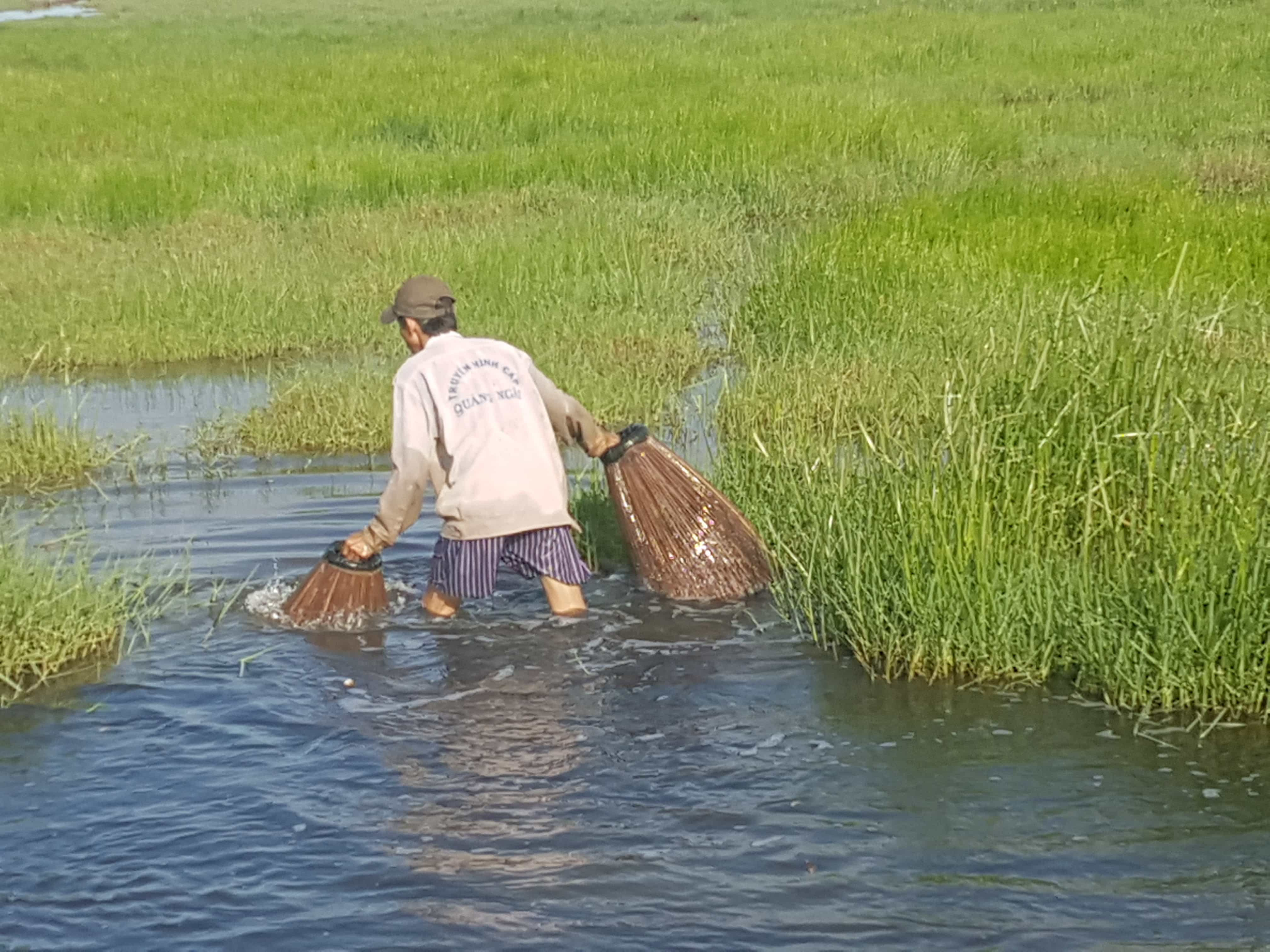 Vietnam Hoi An fishing