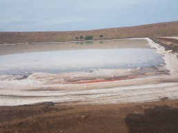 salt lakes in cape verde