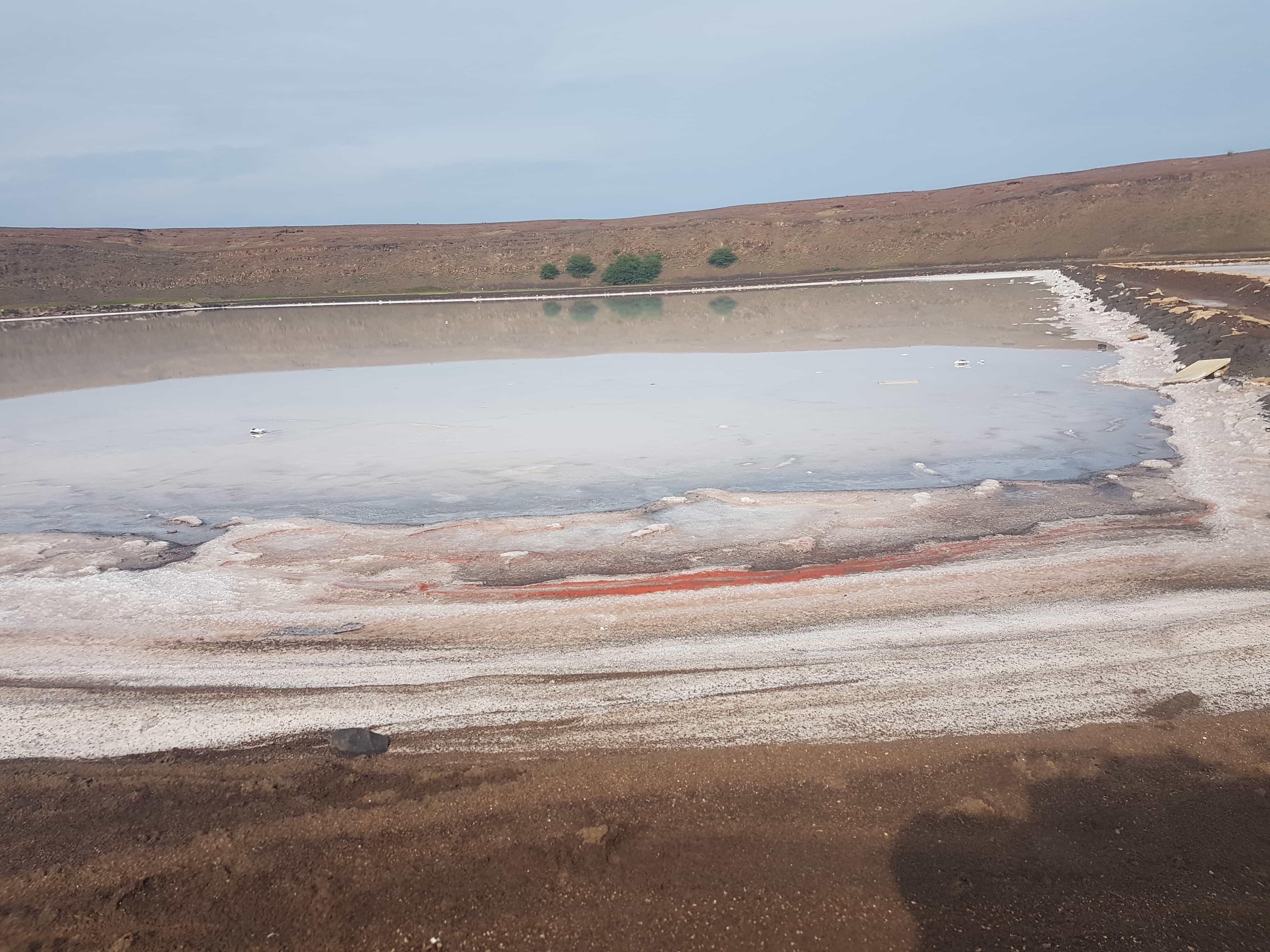 salt lakes in cape verde