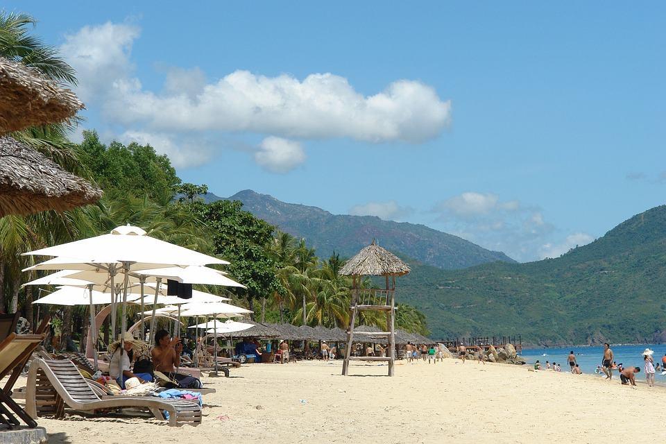 Nha Trang Vietnam guide beach