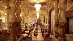 New York Café things to do in budapest