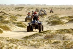 quadbiking in Cape Verde
