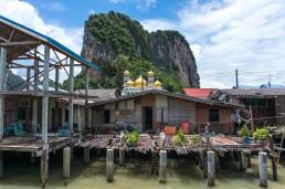 phuket floating village