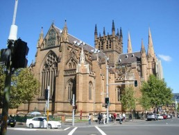 St Marys Cathedral Sidney