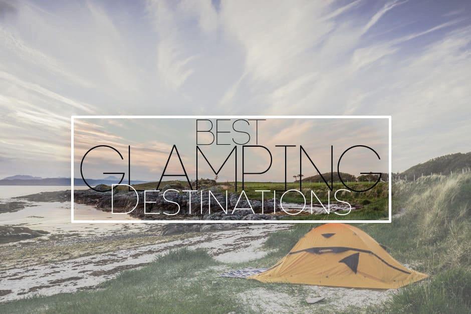travelling glamping