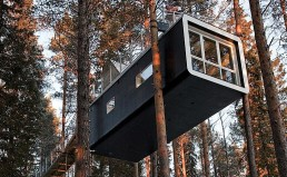 treehotel sweeden clamping