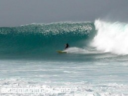 cape verde sal surfing