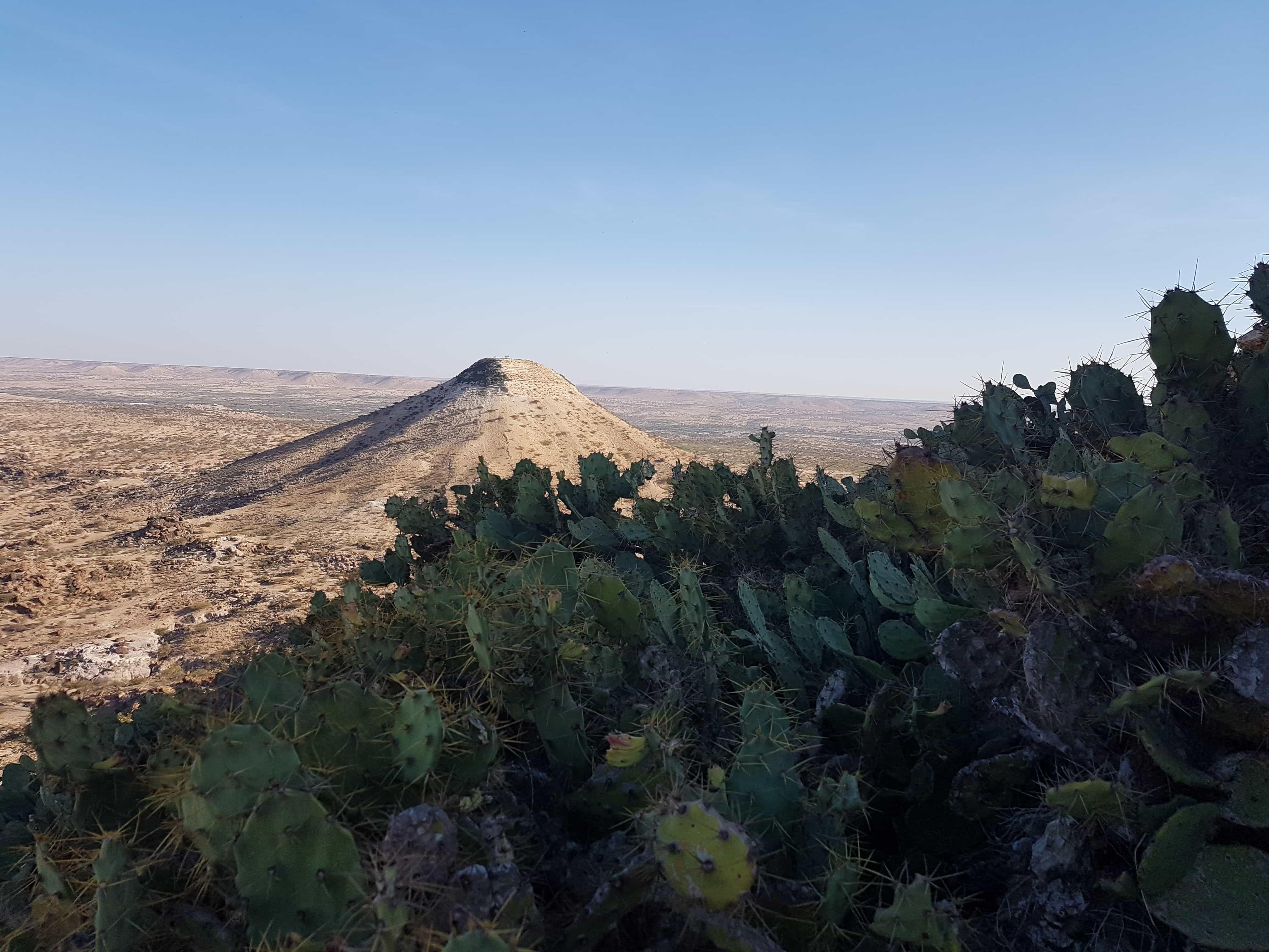 Somaliland twins hills