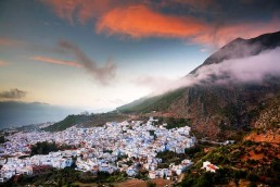 The Blue City-Chefchaouen morocco