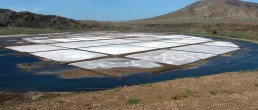cape verde sal salt lake