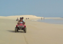 cape verde sal quad biking