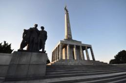 Slavin War Memorial bratislava