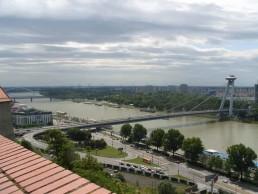 UFO Bridge bratislava