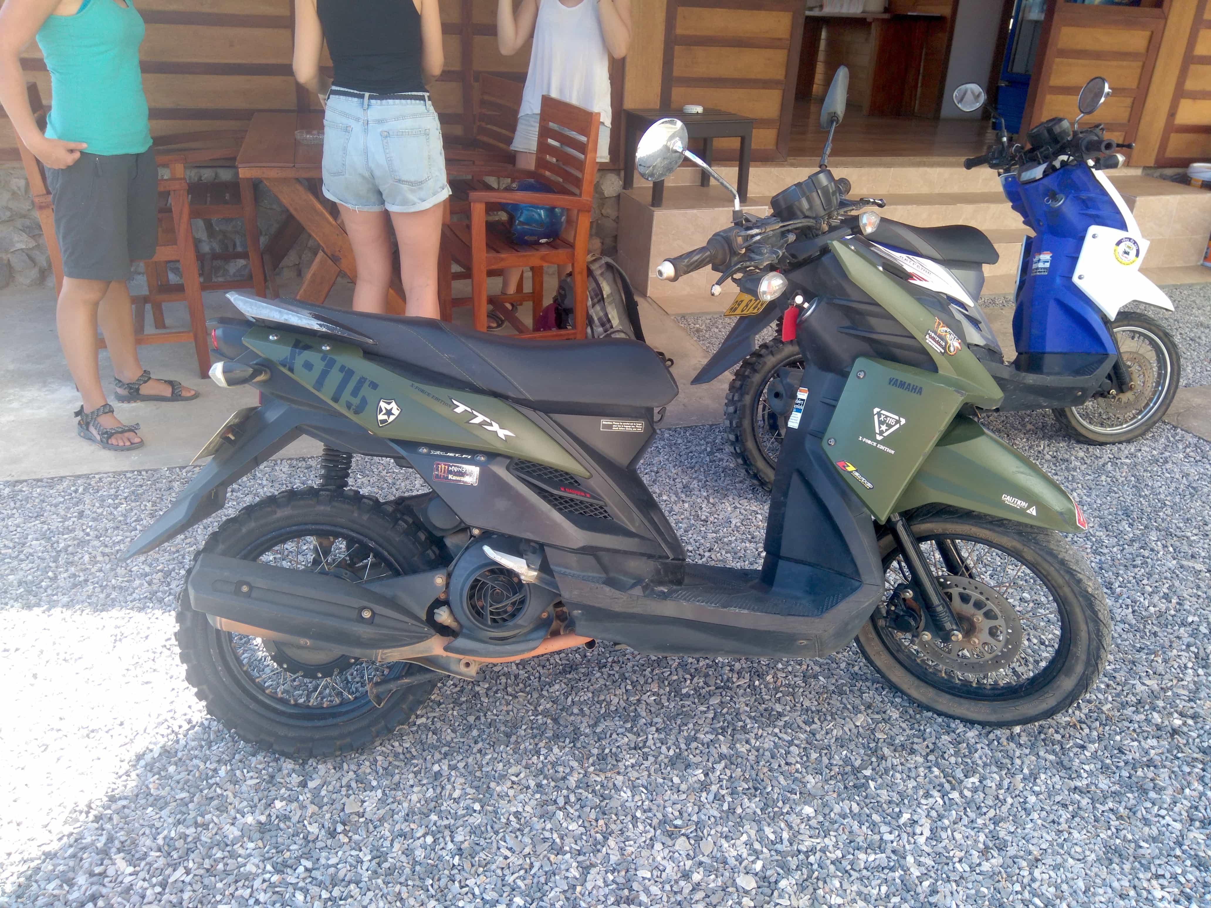 asia moped rental