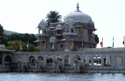 Udaipur's palaces