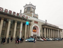 pyongyang station north korea