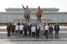 north korea tour