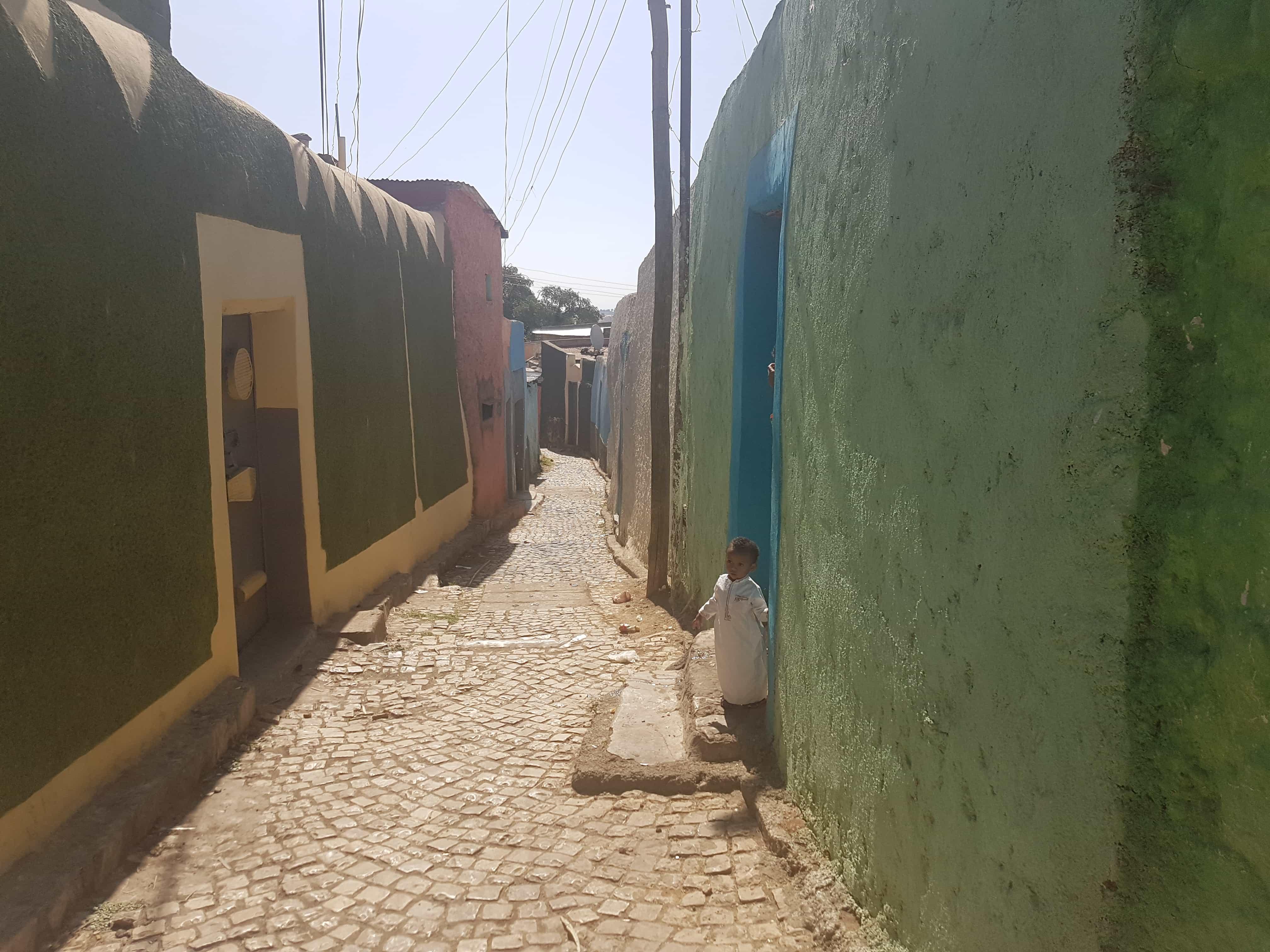 harar streets