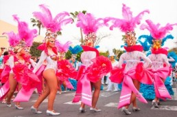 The Carnival of Fuerteventura: