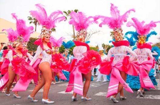 The Carnival of Fuerteventura: