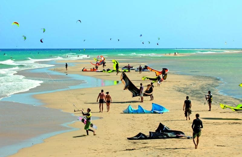 Kite Flying Fuerteventura: