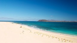 The Beaches of Corralejo and El Jable