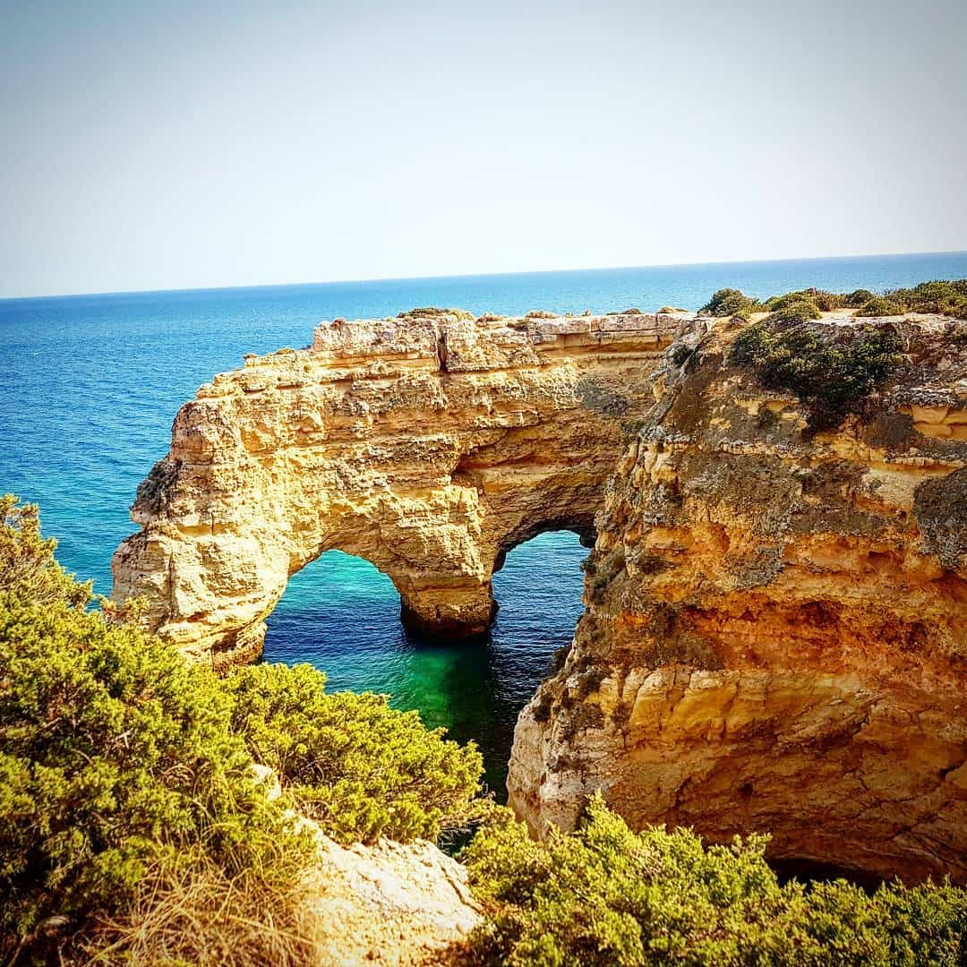 the heart of the Algarve Portugal