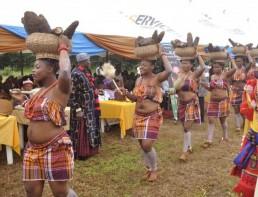 New Yam festival nigeria