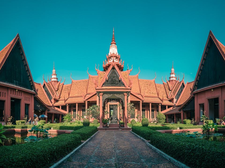 friendly Cambodia