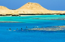 Giftun Islands Hurghada