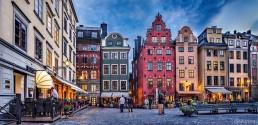 Visit Gamla Stan stockholm