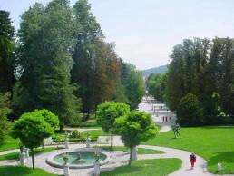 ljubljana Tivoli Park