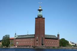 The Stadshuset stockholm